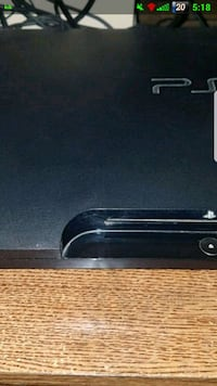 black Sony PS3 slim console Toronto, M6B 1M4