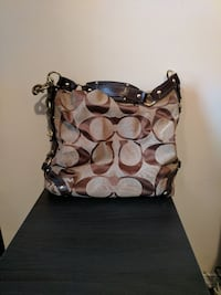 Brown Coach Tote Monmouth County, 07722