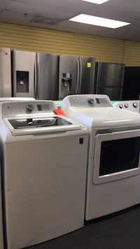 GE set Washer And Dryer open box new special price  Windsor Mill, 21133