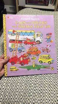 Best book ever !! Cars and trucks and things that go Thames Centre, N0L
