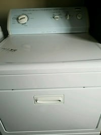 white front load clothes dryer Midland, 79706