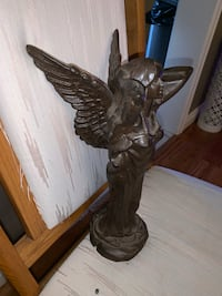 CAST IRON GARDEN FAIRY North Dumfries, N0B 1E0