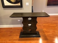 Console / accent table (Cassona furniture):  36 high x 19.5 deep Chicago, 60606