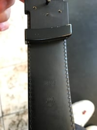Black lv belt Amelia, 45102
