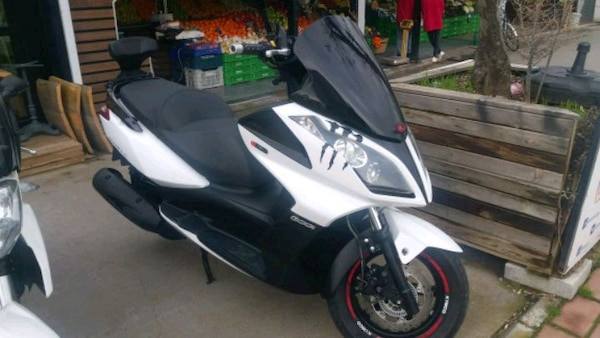 Kymco Downtown 300i son fiyat