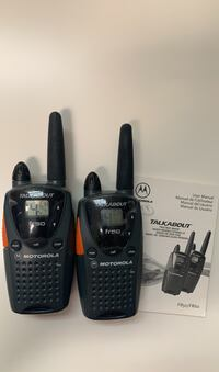 Two way radio/ Motorola