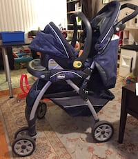 Chicco Cortina KeyFit 30 Stroller and Car Seat Alexandria, 22304