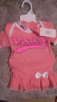 New Nascar 18m with bow outfit Wrightsville, 17368