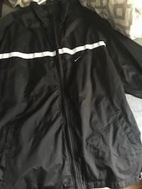 Black/white Nike windbreaker (no hood) Baltimore, 21223