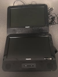 Phillips Dual Screen Car DVD Player Fairfax Station, 22039
