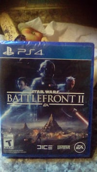 PS4 Uncharted 4 game case never open