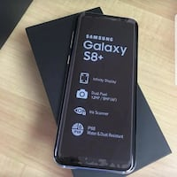 Samsung Galaxy S 8 plus,  UNLOCKED,  No Issues ,   Springfield