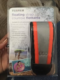 Floating Strap for most waterproof cameras.