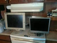 white flat screen computer monitor Greeneville, 37743
