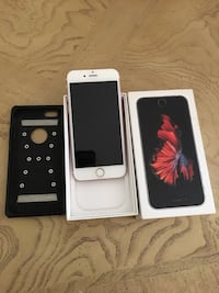 space gray iPhone 6s with box Phoenix, 85304