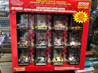 Nascar cars Collector Series 2002 set of 24 race cars unopened $450 Vancouver, V5T 1X9
