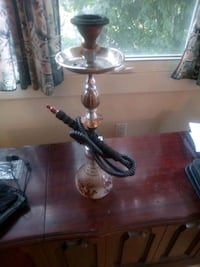 2 foot tall hookah used a couple times  Edmonton, T5B 3J5