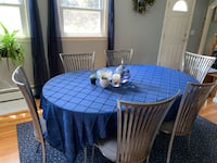 Dining Room Table with 6 Chairs Salem, 03079