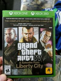 Grand Theft Auto IV & Episodes From Liberty City Surrey, V3V 7Y5