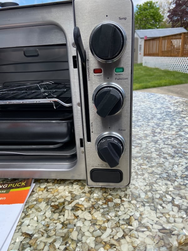 Used Wolfgang Puck Pressure Oven Brand New Never Used For