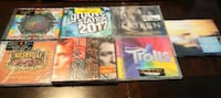 7 BRAND NEW CD'S -DAVID BOWIE , QUEEN , COLDLAY , WILLIE NELSON ++ Pickering, L1V 3V7
