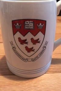 McGill University First Edition Mug/Stein  Sarnia, N0N 1C0