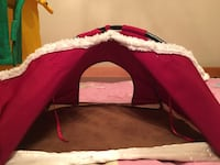 Barbie camping tent Chicago