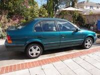 Toyota Tercel doesn't run needs battery or starter no low balls  Citrus Heights, 95621