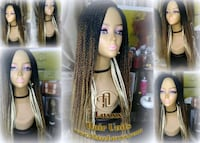 Hair Styling Braid Wig Las Vegas