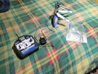 Rc helli copter