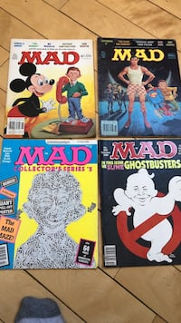 MAD magazines old collectable!  Edmonton