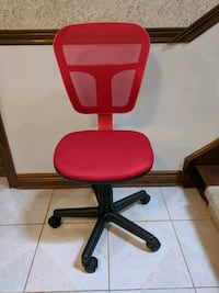 Office Chair, red or grey