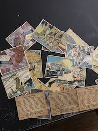WWII Trading Cards. Will also trade for a acoustic guitar of equal value. Wylie, 75098