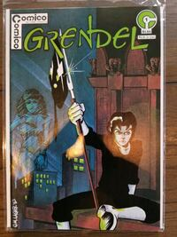 Comico Grendel 1 2 and 3 comics Ashburn, 20147