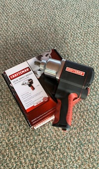 CRAFTSMAN 1/2-IN. IMPACT WRENCH