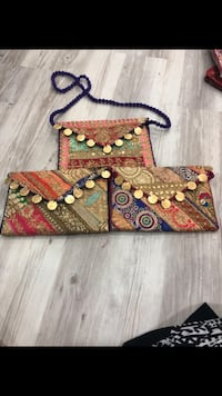New beautiful side bag. Traditional. Each 10$ 3 colours. Pickering, L1V 4X1