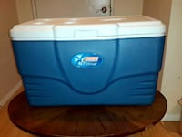 Coleman Ice Chest/Cooler Clearwater