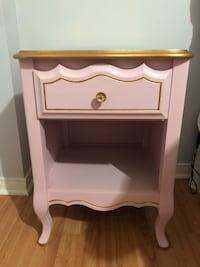 French provincial nightstand  Brampton, L6X 4M6