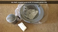 gray surgiacl brush -and hospital pitcher Laurel, 20708