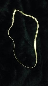gold-colored chain necklace Germantown, 20876