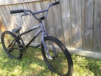 Gray-and-black bmx bike Naples