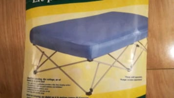 Portable twin bed frame