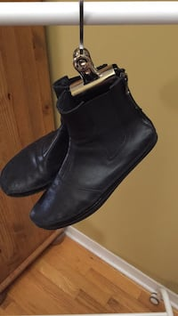 Leather booties like sleepers do confortable Gatineau, J8T 5N7