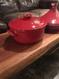 Emile Henry Cookware 5qt and Tagine New York, 11249