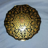 black and yellow floral print container Jacksonville, 32225