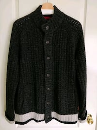 Roots Cabin Collection Mens Wool Sweater - Size M Brampton, L6R 2S3