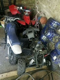 Atv and dirt bike 750 for all 3 Brodheadsville, 18322