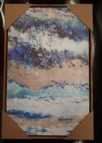 Large Framed painting Edmonton, T5E 5E8