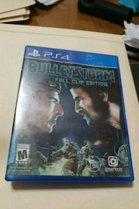 Bullet Storm for PS4 Northlake, 60164