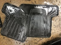 Ford Escape rubber mats in good shape  Toronto